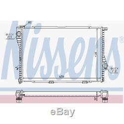 Kühler Motorkühlung Nissens 60648A