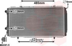 Kühler, Motorkühlung für Kühlung VAN WEZEL 40002146