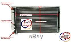 Kühler Wasserkühler, Skoda Octavia, Benziner 1,6 -1,8 L, Diese 1,9 TDi & SDi