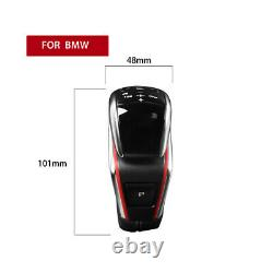 LED Automatic Transmission Gear Shift Knob Fits For BMW F10 F12 F01 X3 X4 X5 X6