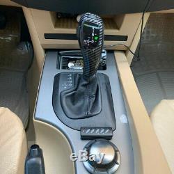 Indicator Light LED Gear Shift Knob For E81 E82 E84 E87 E88 E89 E90 E91 RHD 1 CarLab