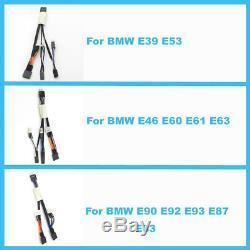 LED Gear Shift Knob F30 Style For BMW E81 E82 E84 E87 E88 E89 E90 E91 E92 E93