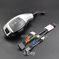 LED Gear Shift Knob For BMW E39 E46 E53 E60 E64 E82 E88 E89 E90 E92 X1 X3 X5 Z4