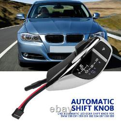 LED Gear Shift Knob Gear Stick For E90 E91 E92 E93 E81 E82 E84 E87 E88 E89