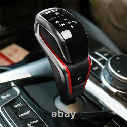 LED Shift Knob Gear Selector Engine Upgrade For BMW G30/G31/G32/G11/G08/G01/G024