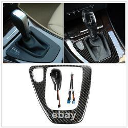 LHD Automatic LED Gear Shift Knob F30 Selector For BMW 3 E90/E91 E92 2006-2009