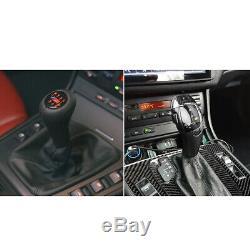 LHD Automatic LED Gear Shift Knob F30 Style For BMW 3 E46 Touring Sedan 98-05 MO