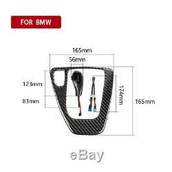 LHD Automatic LED Gear Shift Knob F30 Style Selector For BMW 3 E90 E91 E92 06-09
