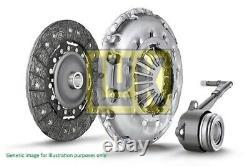 LUK Kupplungssatz Kupplung RepSet Pro für Ford Focus DBW DFW DNW 1.4 1.6 1.8 16V