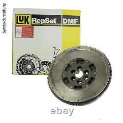 LuK Schwungrad für Kupplung Schwungscheibe LuK DMF 415 0244 10