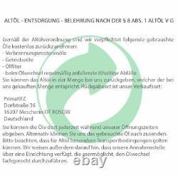 MEYLE Getriebefilter Dichtung Stecker Automatikgetriebeöl Mercedes 722.6 E S SL