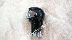 Mini R55, R56, R57, R58, R59, R60 Cooper S Carbon fiber Auto Gear Knob Shifter