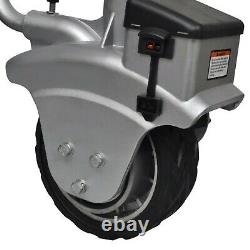 Motorised Jockey Wheel Trailer Mover Automatic Brake Reverse Gears 350 W Motor