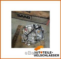 NEUES 5-Gang Automatikgetriebe Saab 9-5 Aero NEW automatic gearbox 5gear FA57C03