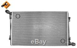 NRF Kühler Wasserkühler Motorkühlung EASY FIT für 1.9 + 2.0 TDI / 90 105 140 PS
