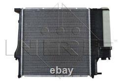 NRF Wasserkühler Motorkühlung Motorkühler EASY FIT für BMW 3er E36 5er E34 Z3 Z1