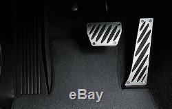 New Genuine Bmw Bmw Performance Automatic Gear Box Pedal Set Aluminium