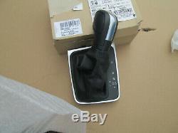 New Genuine Vw Golf Mk7 Dsg Automatic Shift Gear Lever Boot Knob 5g2713203hlin