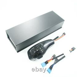 New Modified LED LHD Automatic Gear Shift Knob Shifter Lever For BMW E46 E60 E61