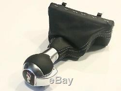 New OEM A3 S3 8V DSG Automatic RS Leather Gear Stick Shift Knob 8V1713139AC