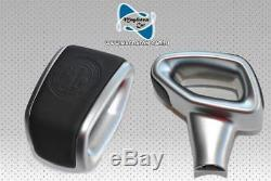 New Mercedes  Mens Classic Gear Knob Stainless Steel Cufflinks B66041472 BNIB
