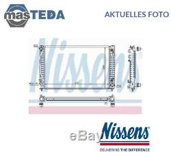 Nissens Kühler Wasserkühler Motorkühler 60498 P Neu Oe Qualität