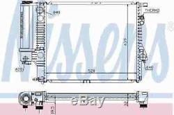 Nissens Kühler Wasserkühler Motorkühler 60607a G Neu Oe Qualität