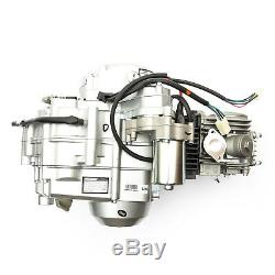 Non Genuine Quad Bike ATV C50 Cub Engine 110cc Semi Automatic 4 Gear 152FMH