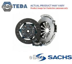 Sachs Clutch Kit With Bearing 3000 990 228 I New Oe Replacement