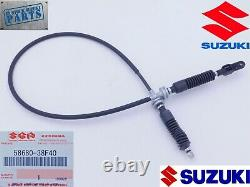 Suzuki Eiger 400 Automatic Engine Gear Shift Select Cable 58680-38f40 2002-2007