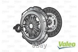 VALEO Kupplungssatz Kupplung 3KKIT für Audi A1 8X 1.4 TSI A3 8P 1.9 TDI 2.0 TSI