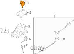 VOLVO XC70 MK2 Automatic Gear Shift Knob R-Design 31437877 NEW GENUINE