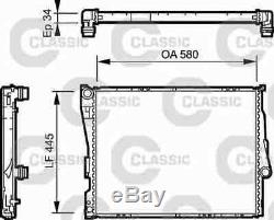 Valeo Kühler Wasserkühler Motorkühler 234276 G Neu Oe Qualität