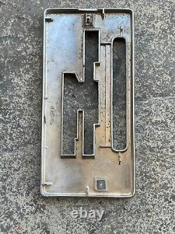 Vintage Original Hurst Dual Gate Shifter Automatic His & Hers Auto GTO 442 Goat