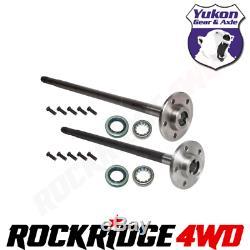 Yukon Gear Dana 35 Rear Axle Kit 27 Spline For 91-06 Jeep Wrangler Yj Tj Lj Xj